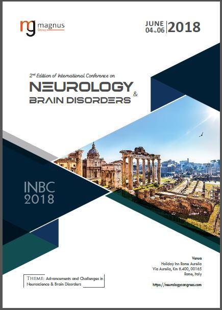 2nd Edition of International Conference on Neurology and Brain Disorders Book