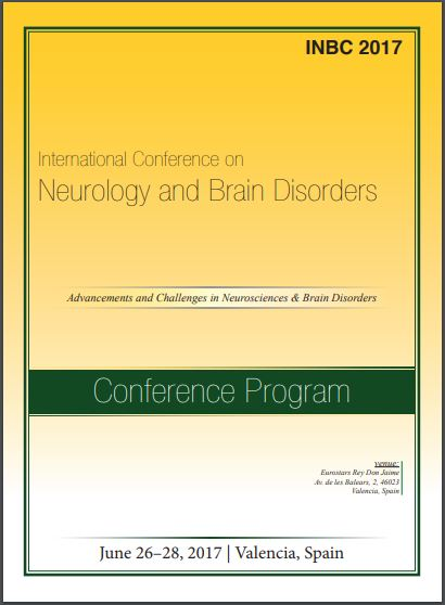 International Conference on Neurology and Brain Disorders Program