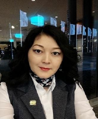 Speaker at Neurology and Brain Disorders 2021 - Maira Balgayeva